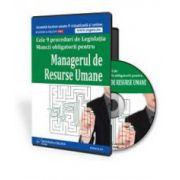 Gabriela Dita, Cele 9 proceduri de Legislatia Muncii obligatorii pentru Managerul de Resurse Umane - Format CD