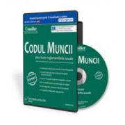 Consilier - Codul Muncii - Format CD