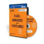 Justinian Cucu, Consilier Taxe si impozite pentru Contabili - Format CD