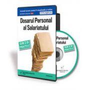 Dosarul personal al salariatului - Format CD