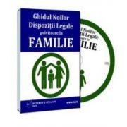 Mihaela Trusca, Ghidul Noilor Prevederi Legale privitoare la Familie - Format CD