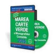 Marea Carte Verde a Monografiilor Contabile 2015 - Format CD