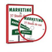 Sebastian Vaduva, Marketing in 37 de studii de caz - Format CD