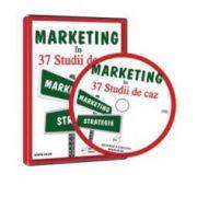 Sebastian Vaduva, Marketing in 37 de studii de caz - Format CD