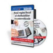 Dani Cucu, Noul regim fiscal al cheltuielilor cu autovehicule - Format CD