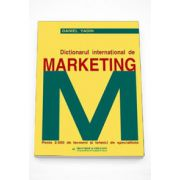 Dictionarul international de marketing - Daniel Yadin
