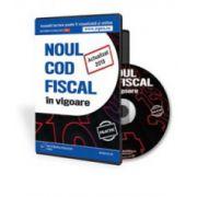 Noul Cod fiscal 2015 - Format CD