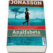 Jonasson Jonas, Analfabeta care stia sa socoteasca