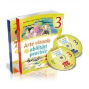 Mirela Flonta, Arte vizuale si abilitati practice, manual pentru clasa a III-a - Semestrul I si semestrul II (Contine si editiile digitale)