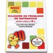 PUISORUL - Culegere de probleme de matematica, pentru clasa a VI-a - Editie noua, 2015