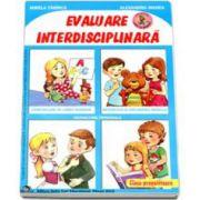 Evaluare interdisciplinara pentru clasa pregatitoare - Editia 2015 - Colectia Leo te invata