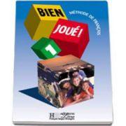 Limba franceza, manual pentru clasa a V-a. BIEN JOUE! 1 LIVRE DE L ELEVE (Carla Gislon)