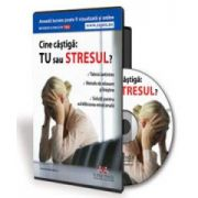 Cine castiga: tu sau stresul? Format CD