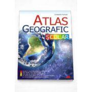 Constantin Furtuna, Atlas Geografic Scolar. Editia a III-a