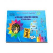 Arte vizuale si abilitati practice pentru clasa I - Grigore Adina