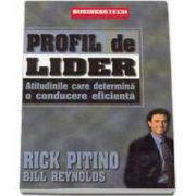 Rick Pitino, Profil de lider. Atitudine care determina o conducere eficienta