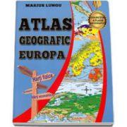 Atlas Geografic Europa (Marius Lungu)