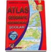 Atlas geografic general scolar. Actualizat la zi