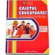 Caietul educatoarei - Evidenta activitatii si a prezentei la grupa - Editia 2014 (Laurentia Culea)