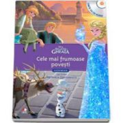Cele mai frumoase povesti din regatul de gheata. Carte cu CD, editie cu coperti cartonate