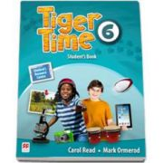 Tiger Time level 6 Student s Book with access code to the Student s Resource Centre (Read Carol)