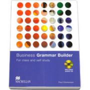 Business Grammar Builder with CD