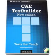 CAE Testbuilders New edition with Answer Key and Audio CD