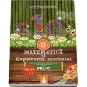 Matematica si explorarea mediului - Auxiliar pentru, clasa a II-a, Semestrul II - Ordinea continuturilor este dupa manualul avizat de M. E. N. in 2014, varianta PRE-C