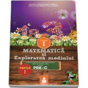 Dumitru D. Paraiala - Matematica si Explorarea mediului - Auxiliar pentru clasa I, partea I. Ordinea continuturilor este dupa manualul avizat de M. E. N. in 2014 varianta PRES-C