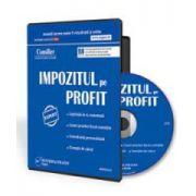 Elena Ionescu, Consilier Impozitul pe Profit - Format CD