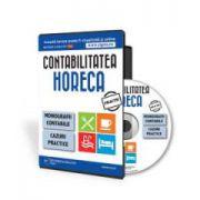 Contabilitatea HORECA. Monografii contabile si cazuri practice. Format CD