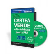 Cartea Verde a Contabilitatii pentru PFA 2015 - Format CD