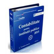 Consilier Contabilitate pentru institutii publice cu 12 actualizari