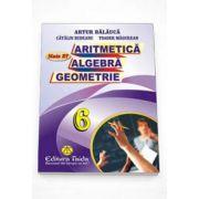 Artur Balauca - Auxiliar de Algebra si Geometrie pentru clasa a VI-a - Editia 2015