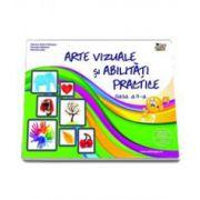 Arte vizuale si abilitati practice pentru clasa a II-a (Valentina Stefanescu Caradeanu)