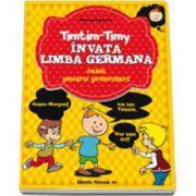 Popescu Miruna - Caiet pentru prescolari - Timtim-Timy invata Limba Germana
