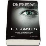 EL James - Cincizeci de umbre ale lui Grey. Versiunea lui Christian - Volumul IV (Colectia Eroscop)