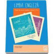Limba engleza, caiet de lucru pentru clasa a V-a (Cristina Mircea)
