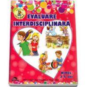 Mirela Tabarca - Evaluare interdisciplinara, nivel 3-5 ani - Colectia Leo te invata - Editia 2015