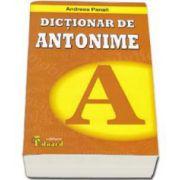 Andreea Panait, Dictionar de antonime