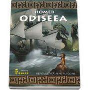 Homer - Odiseea. Repovestita pentru copii