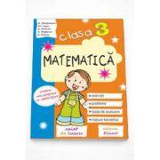 Matematica caiet de lucru pentru clasa a III-a - Exercitii, probleme, teste de evaluare, notiuni teoretice. Conform noii programe numarul 5003-2014