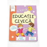 Educatie civica caiet de lucru pentru clasa a III-a. Conform noii programe numarul 5003-2014 - Auxiliar didactic