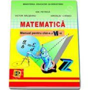 Matematica. Manual pentru clasa a VI-a - Ion Petrica, Victor Balseanu, Iaroslav Chebici