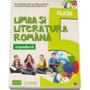Limba si literatura romana, pentru clasa a V-a. Standard (Colectia, foarte bine!)