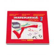 Matematica, manual pentru clasa a VII-a (George Turcitu)