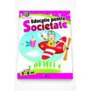Georgeta Matei - Educatie pentru Societate nivel 5-6 ani. Colectia Vreau sa stiu!