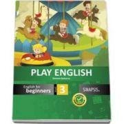 Curs de limba engleza Play English - English for beginners Level 3 (Simona Buburuz)