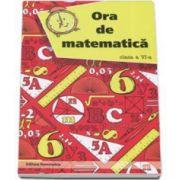 Ora de matematica, clasa a VI-a - Petre Nachila