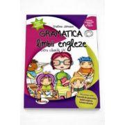 Cristina Johnson, Gramatica limbii engleze pentru clasele I-IV. Include cheia exercitiilor